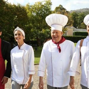 Natale da chef: le immagini del cinepanettone con Massimo Boldi