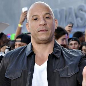 Vin Diesel, attore e produttore per il film Muscle