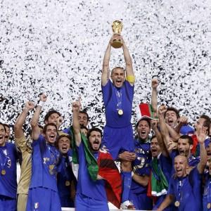 Nostalgia dell'Italia al Mondiale? Netflix manda in onda tutte le partite del 2006