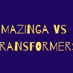 Mazinga Z vs Transformer: al via il nuovo manga cross over in Giappone