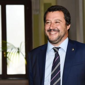 """Salvini scatenato: """"Fazio passa a Rai2? Sempre gli italiani pagano"""""""