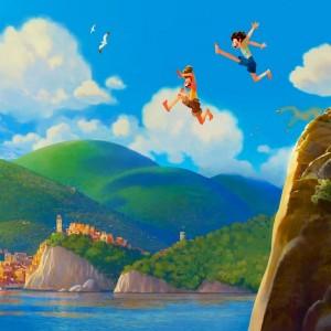 Pixar sbarca in Italia: il nuovo film è ambientato nella Riviera ligure