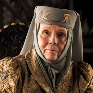 Addio a Diana Rigg: è morta la Regina di spine di Game of Thrones